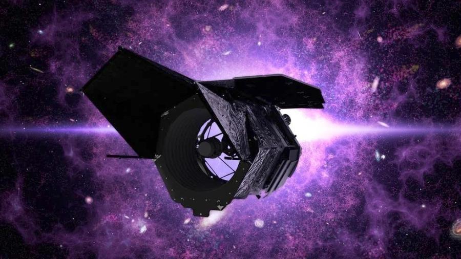 Novo telescópio da Nasa recebeu o nome da astrônoma Nancy Grace Romano, a 1ª chefe de astronomia da agência espacial - Divulgação/Nasa