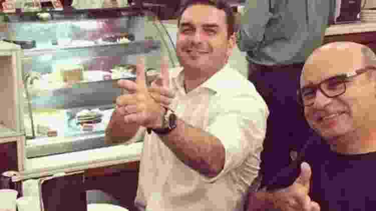 Caso Fabrício Queiroz deu notoriedade para investigações sobre Flavio Bolsonaro - Reprodução/Instagram - Reprodução/Instagram