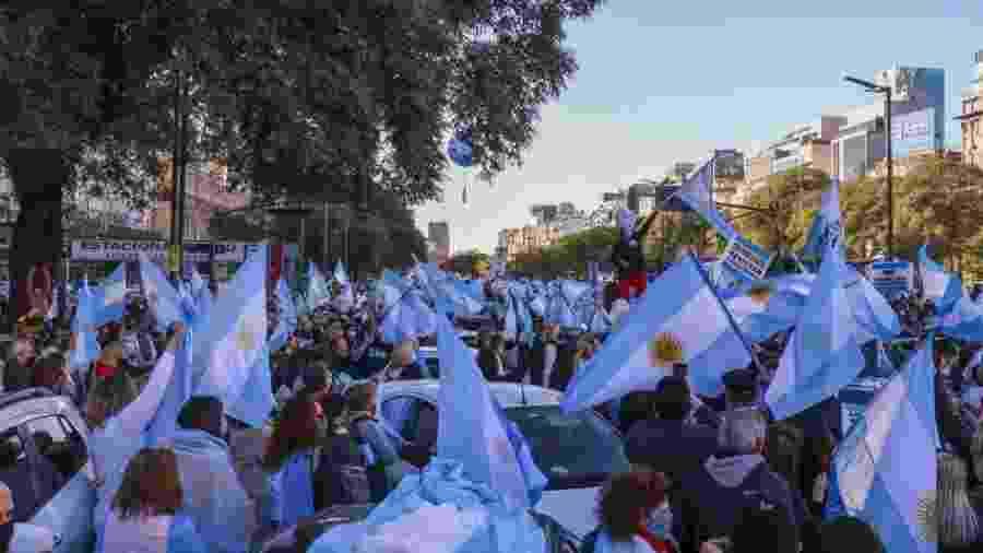 """""""[Queremos] recomeçar a implementação de uma trajetória fiscal consistente"""", diz carta ao FMI - Muhammed Emin Canik/Anadolu Agency via Getty Images"""