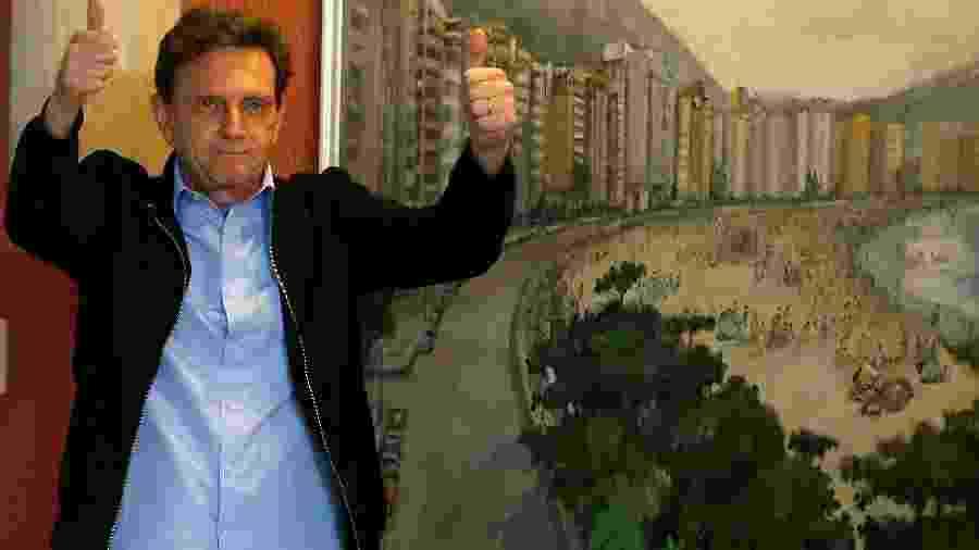 O prefeito do Rio de Janeiro, Marcelo Crivella (Republicanos-RJ), disputa a reeleição no segundo turno - Ricardo Moraes