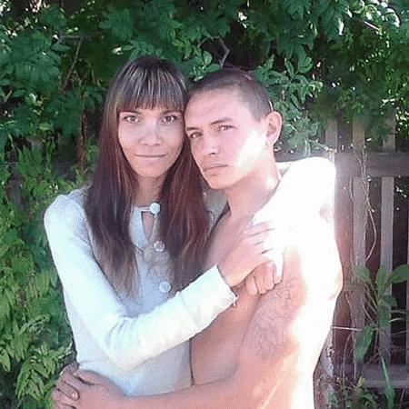 Stepan Dolgikh, de 33 anos, e Oksana Poludentseva, que tinha 36 - Reprodução