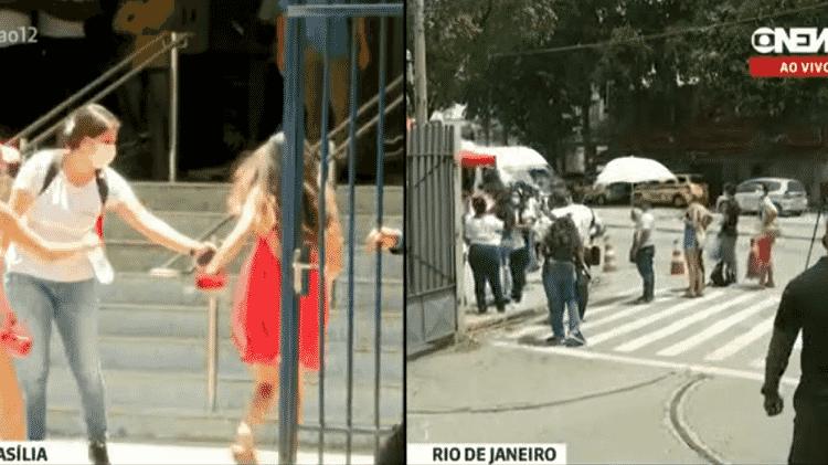 enem - Reprodução/Globonews - Reprodução/Globonews