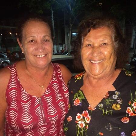 Dilzete Machado Bitti (à esq.) e Arlete Rangel (à dir.) morreram com covid-19 após aguardarem vagas na UTI de Vitória (ES) - Arquivo Pessoal