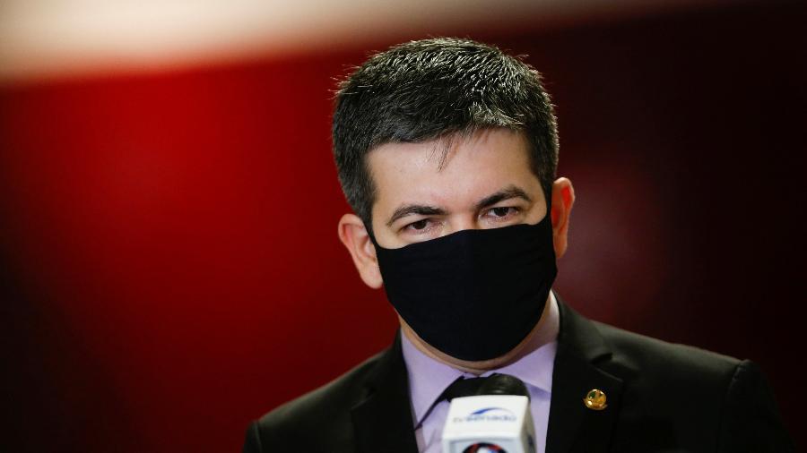 Senador Randolfe Rodrigues, vice-presidente da CPI da Covid - Adriano Machado/Reuters