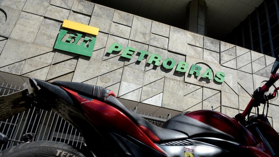 9.mar.2021 - Fachada da sede da Petrobras no Rio de Janeiro - Jorge Hely/Framephoto/Estadão Conteúdo