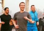 Reprodução/Facebook Mark Zuckerberg