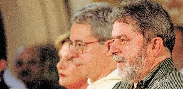Frei Betto (esq.) teria ajudado no contato entre o empresário e a equipe do ex-presidente