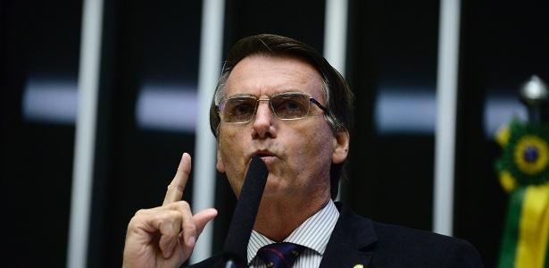 O deputado federal Jair Bolsonaro (PSC-RJ)