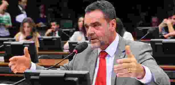 Deputado federal Daniel Gomes de Almeida, do PCdoB da Bahia - Divulgação