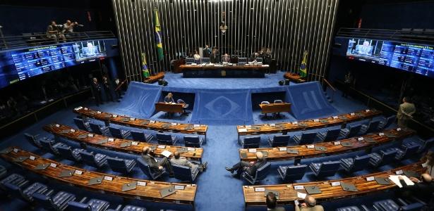 Confira como votaram os senadores sobre a PEC do Teto de Gastos - Alan Marques/Folhapress