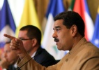 Xinhua/Presidência da Venezuela