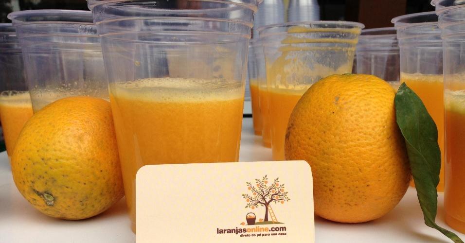 Laranjas Online - frutas