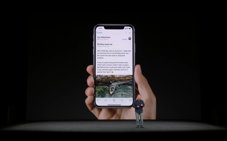 3b7fdf8a0 iPhone X - 13/09/2017 - UOL Tecnologia