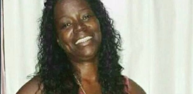 A diarista Marisa Nóbrega morreu dois dias após ser agredida por PM, diz família