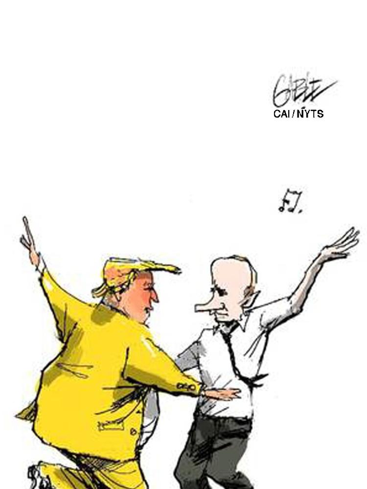 Janeiro: Conexões Russas Podem Ser Um Problema Para Trump