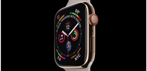 813c8cf8ffb Apple Watch só tem autorização nos EUA para monitorar batimentos cardíacos  Imagem  Reprodução