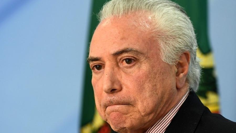 Justiça Eleitoral investiga suspeitas de pagamento de R$ 10 milhões de caixa 2 da empreiteira Odebrecht para campanhas do MDB - AFP
