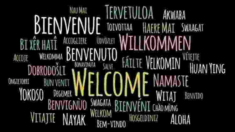 O inglês tornou-se a linguagem global predominante nos negócios, mas mesmo os que são fluentes podem enfrentar obstáculos devido a vários sotaques regionais - Getty Images - Getty Images