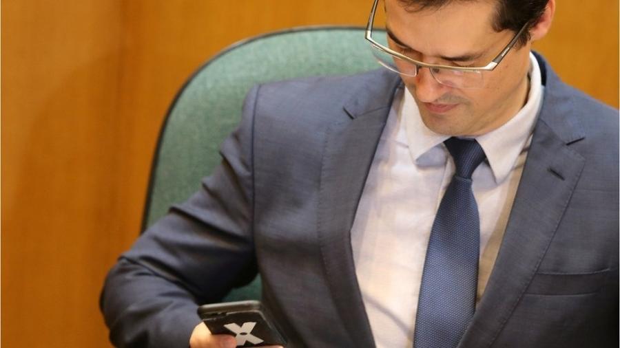 Conselho Nacional do Ministério Público pode analisar dois casos que questionam a atuação de Deltan Dallagnol - REUTERS/Rodolfo Buhrer