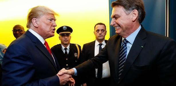 Leonardo Sakamoto - Derrota de Trump leva Bolsonaro a perder seu amigo imaginário