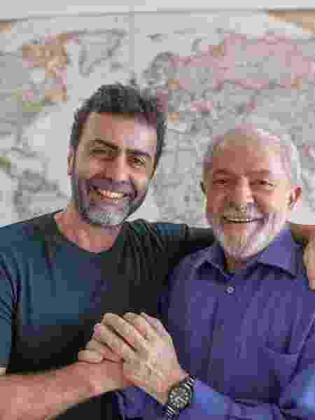25.nov.2019 - Marcelo Freixo se encontrou mais uma vez com Lula no Instituto Lula - Ricardo Stuckert, Instituto Lula
