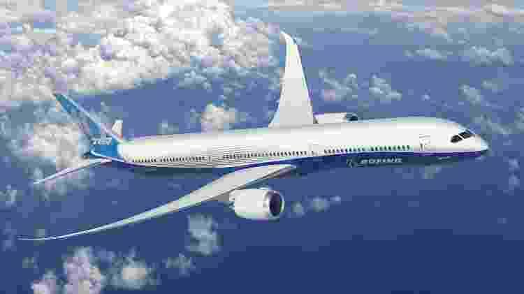 Boeing 787 - Divulgação - Divulgação