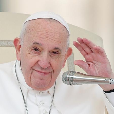 Aniversário do Papa Francisco foi festejado por autoridades italianas - Remo Casilli/Reuters