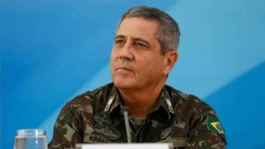 General Braga Netto - Beto Barata/PR/Flickr/Flickr