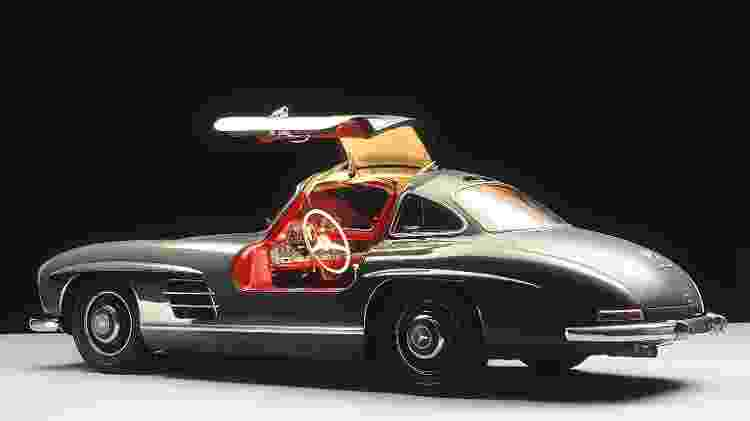 Mercedes-Benz 300 SL Gullwing 1954 - Divulgação  - Divulgação