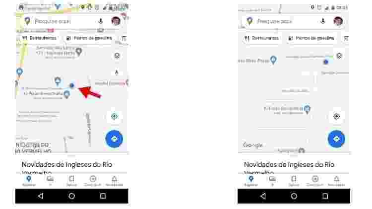 7 - como usar o Google Maps sem internet no celular? - Reprodução - Reprodução