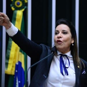 A deputada federal Raquel Muniz (PSD-MG)