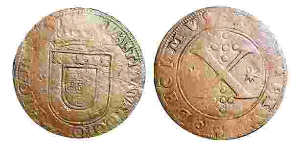 moeda de cobre - Divulgação - Divulgação