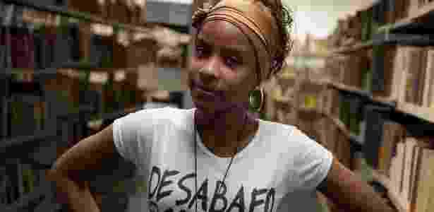 Monique Evelle, uma das criadoras da loja virtual Kumasi - Reprodução/Facebook - Reprodução/Facebook