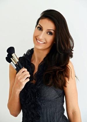 Marcella Baldoni, 35, maquiadora e criadora do grupo Banco de Maquiadores Profissionais