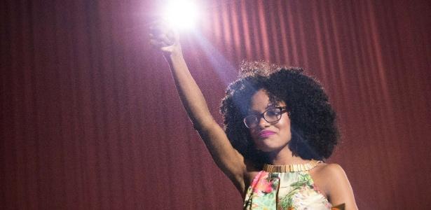 7.mar.2017 - Mayara Silva de Souza, de 24 anos, organizadora do grupo Negras Empoderadas