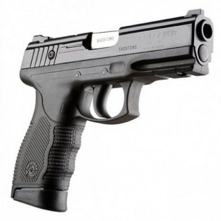 Pistola Taurus modelo 24/7, usada por policiais - Divulgação