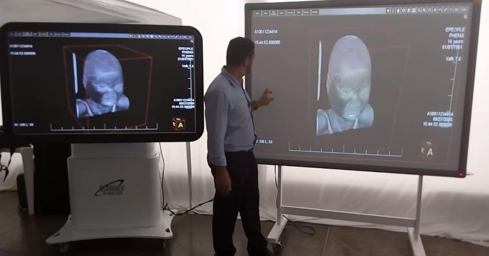 Simulador 3D da Csanmek