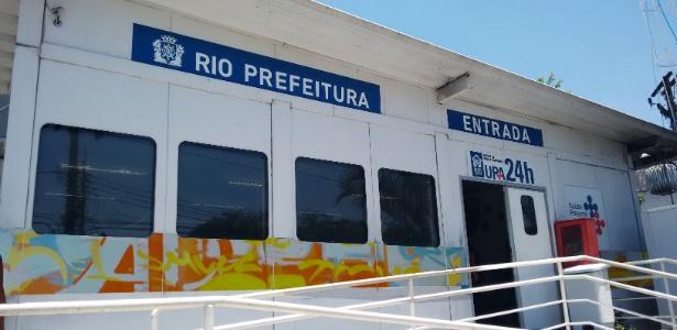 UPA Cidade de Deus, na zona oeste do Rio de Janeiro, é uma das que passam a oferecer a tecnologia - Divulgação/Prefeitura do Rio de Janeiro