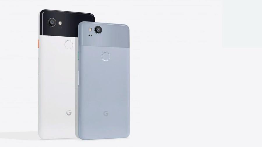 Google Pixel 2 foi lançado em outubro de 2017 - Reprodução