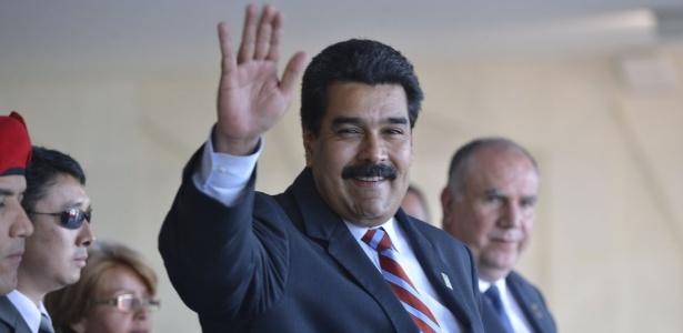 Nicolás Maduro tentará a reeleição