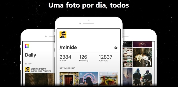 Novo site do Fotolog.com