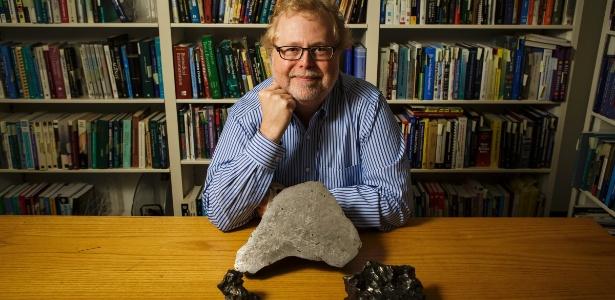 Nos últimos dois anos, Nathan Myhrvold, ex-chefe de tecnologia da Microsoft, irritou a pequena comunidade de cientistas de asteroides dizendo que eles sabem menos do que pensam sobre esses objetos espaciais que ameaçam a Terra - Evan McGlinn /The New York Times