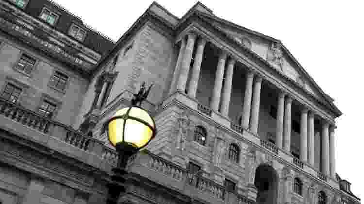 Banco da Inglaterra está entre as instituições mais poderosas do mundo - Getty Images - Getty Images