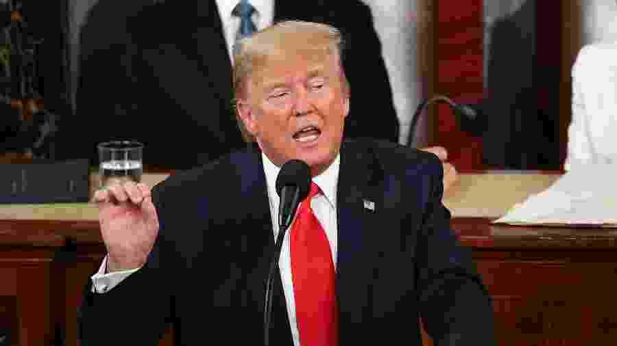Aprovação poderia envergonhar Trump, que tem se apoiado nos senadores republicanos para bloquear leis com que não concorda - Mandel Ngan/AFP