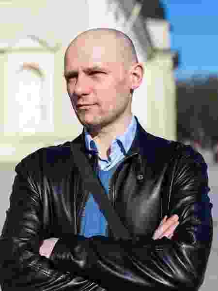 Adam Zindul, de 37 anos, turista da Lituânia, foi assassinado em 6 de fevereiro; a mulher dele foi estuprada - Arquivo Pessoal