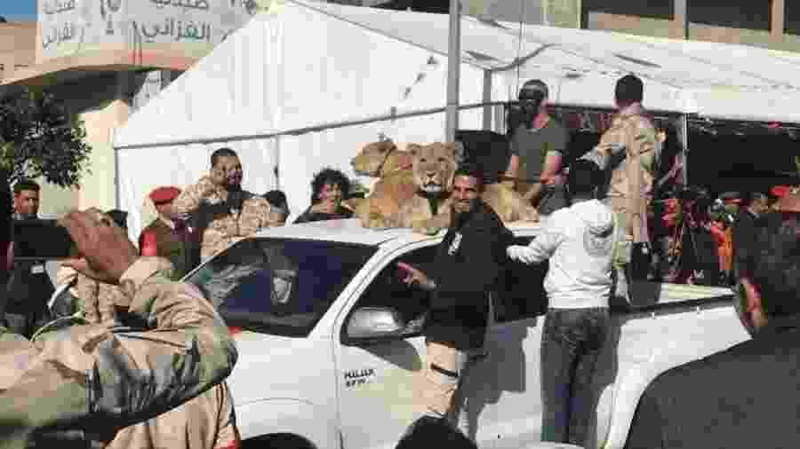 Os irmãos Kani comandaram um reinado de terror na cidade líbia de Tarhuna. Agora seus crimes estão sendo revelados - BBC