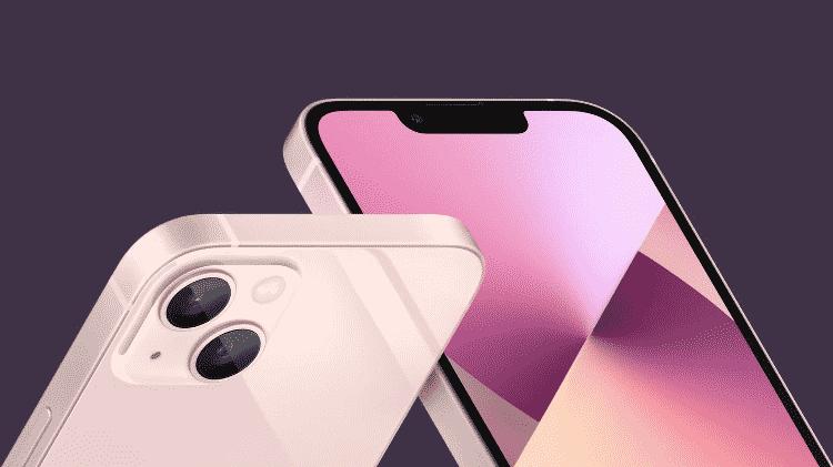 iPhone 13 ganhou a cor rosa - Apple - Apple