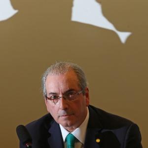 Eduardo Cunha, presidente afastado da Câmara dos Deputados