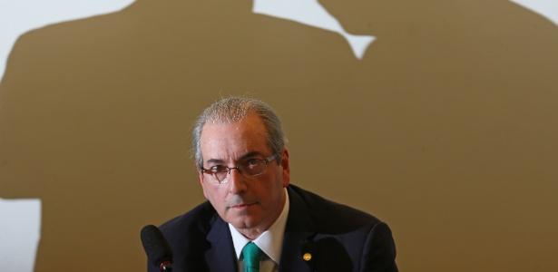 Um dos objetivos da ação seria reverter o afastamento de Eduardo Cunha (PMDB-RJ)
