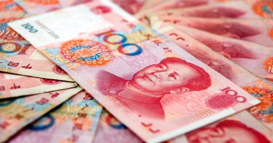 nota de yuan, yuans, China
